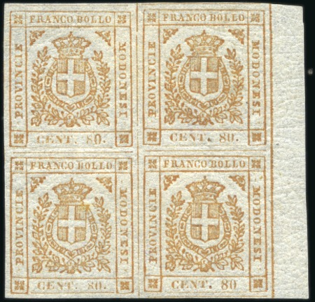 Category: Italian States | December 2017 Jubilee Auction