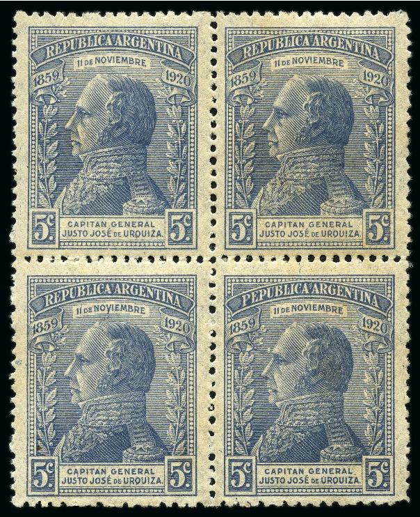 Lot 53003 - Argentina  -  David Feldman S.A. Overseas & Switzerland | Autumn Auction Series day 5