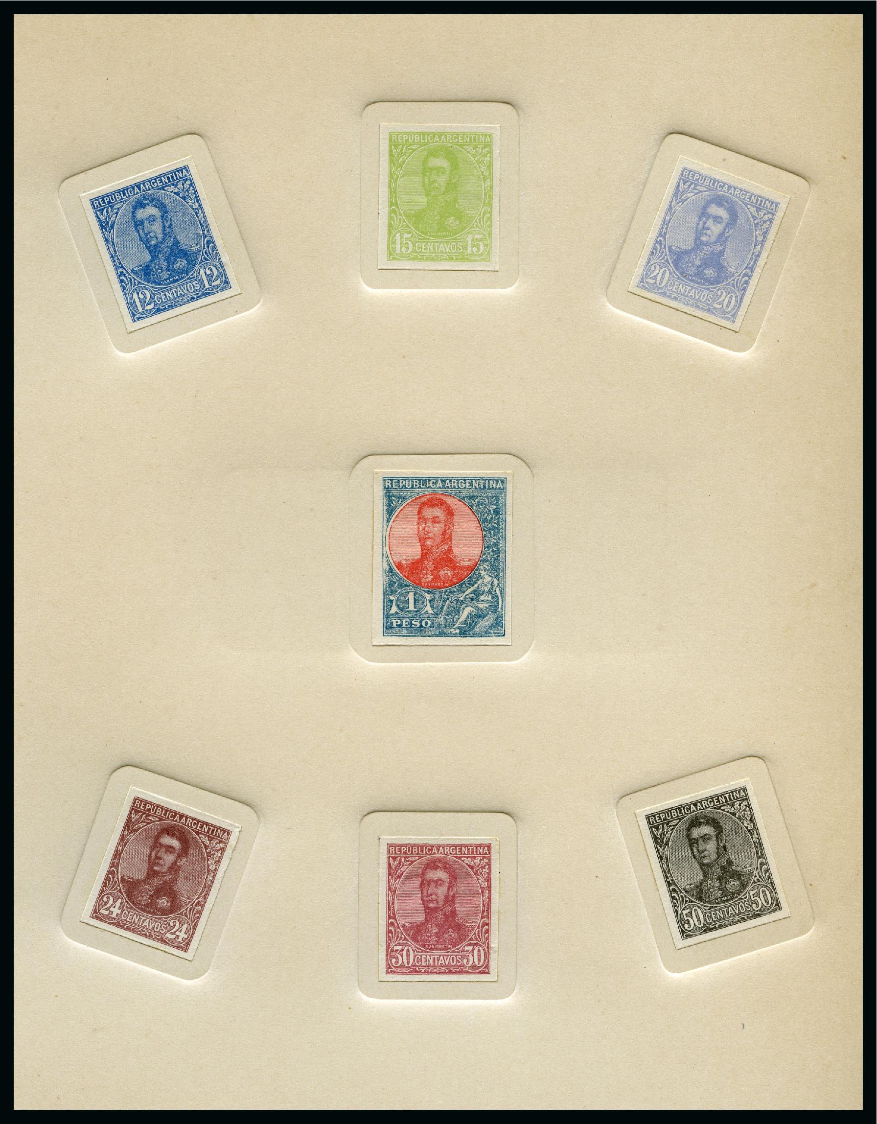 Lot 53004 - Argentina  -  David Feldman S.A. Overseas & Switzerland | Autumn Auction Series day 5