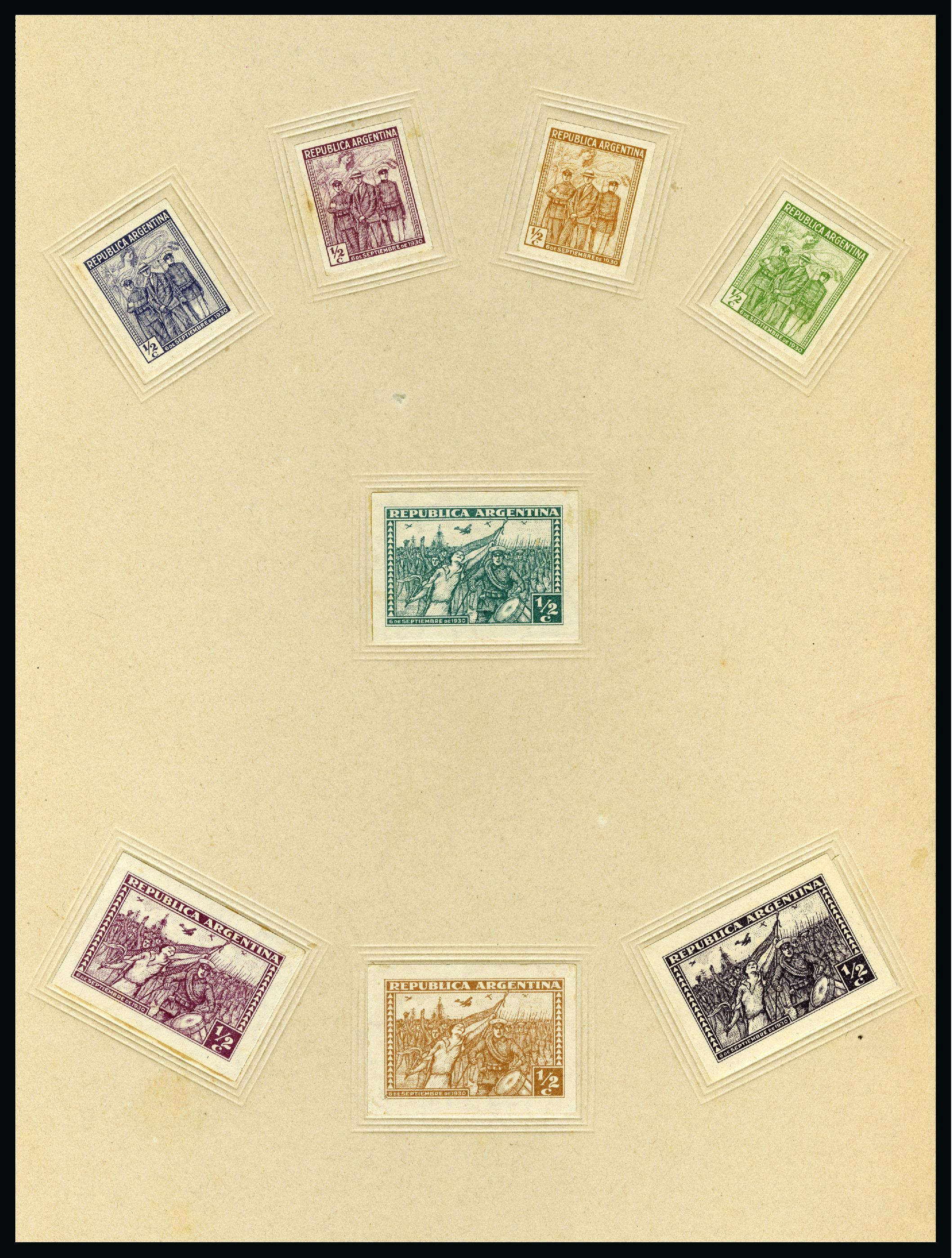 Lot 53005 - Argentina  -  David Feldman S.A. Overseas & Switzerland | Autumn Auction Series day 5