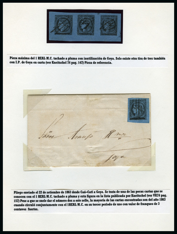 Lot 53010 - Argentina » Corrientes  -  David Feldman S.A. Overseas & Switzerland | Autumn Auction Series day 5