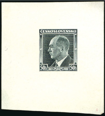 Kategorie: Czechoslovakia 1918-1939 | September 2013 Auction
