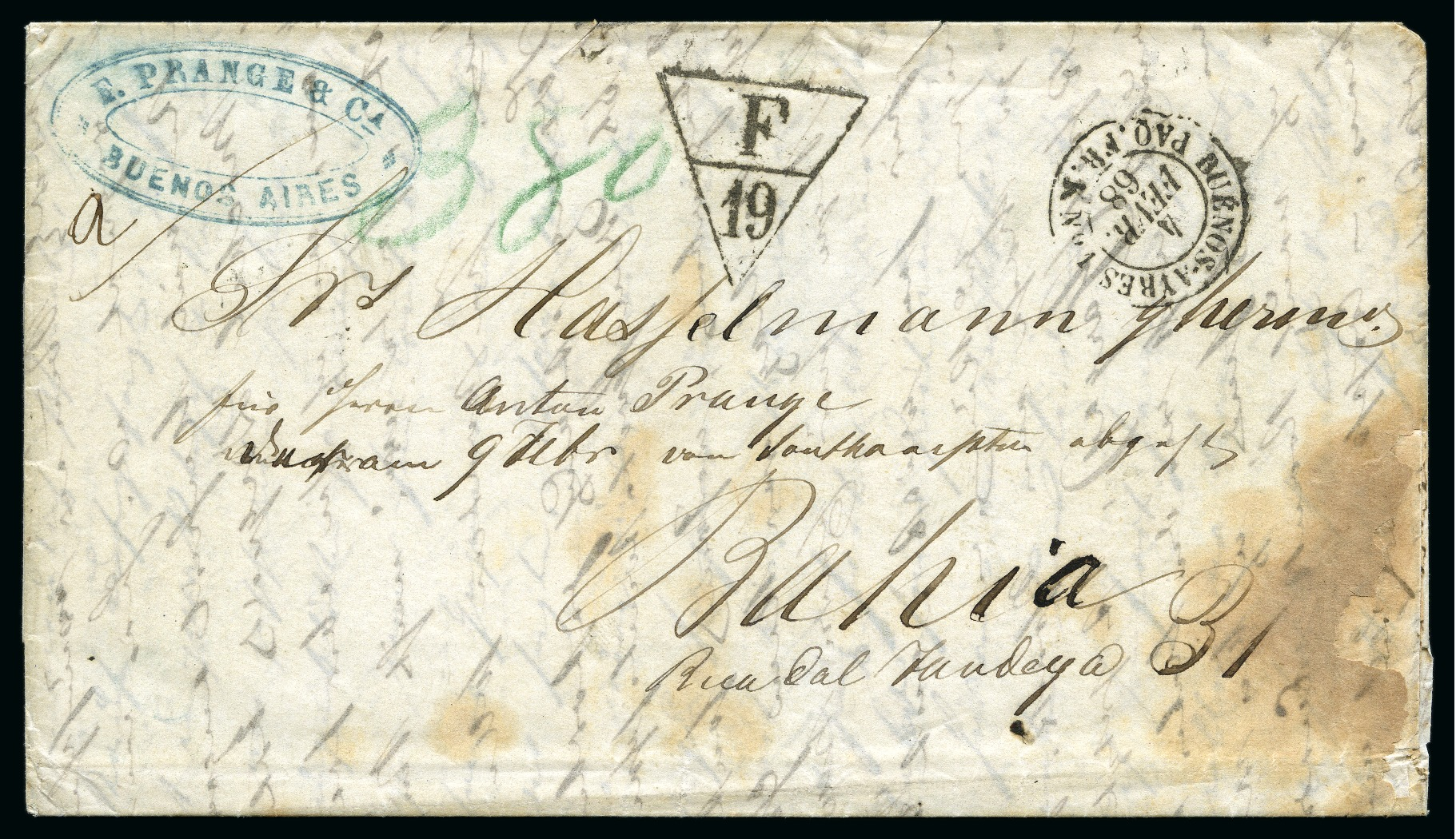 Lot 53000 - Argentina  -  David Feldman S.A. Overseas & Switzerland | Autumn Auction Series day 5
