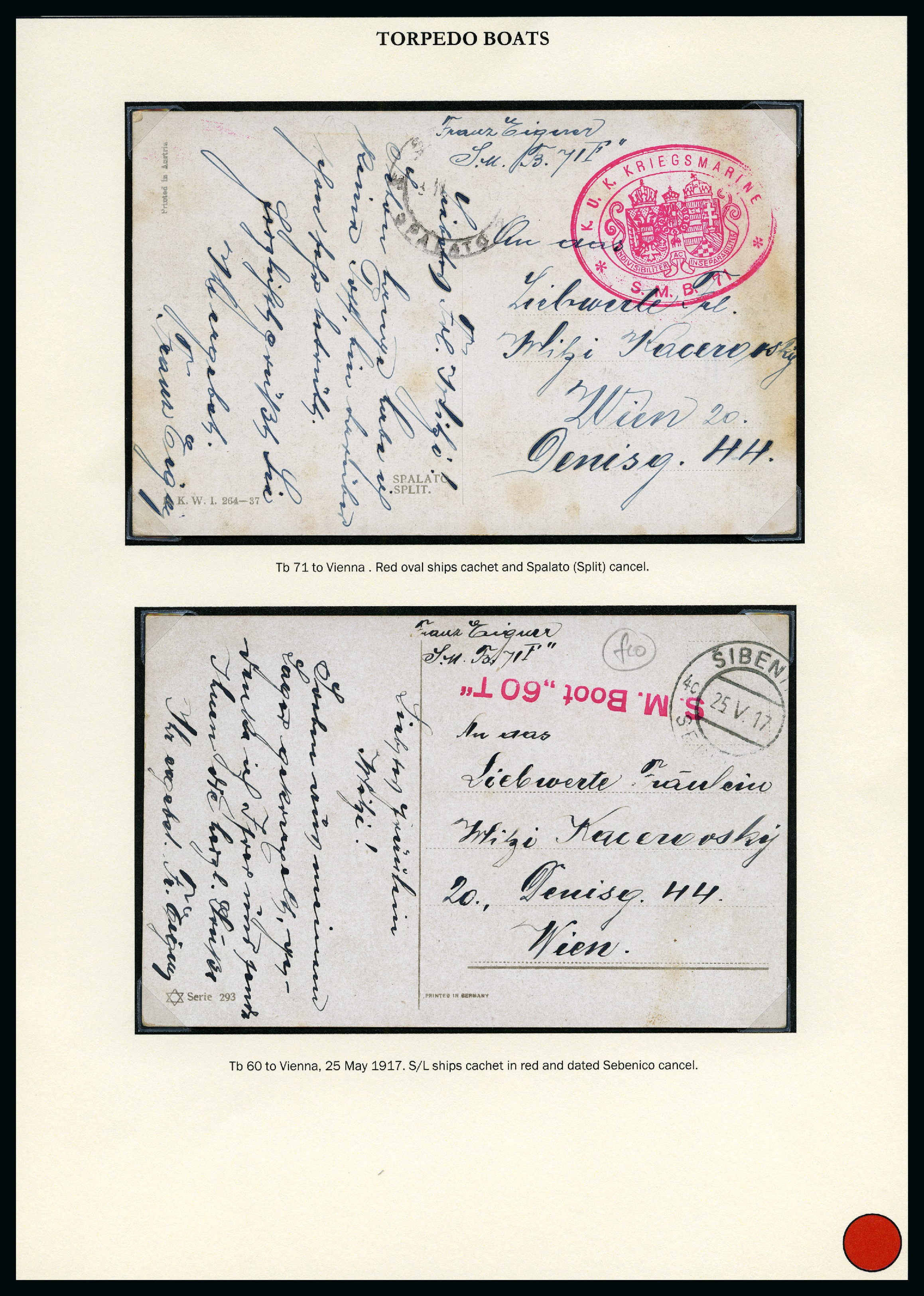 Postal History Brief Austria Österreich Typ Ii On Cover From Trieste 1859 Quality First